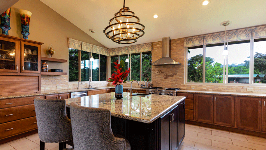 DLF builder kitchen